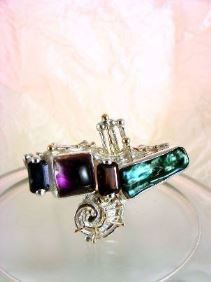 Follow us, Join us on Facebook, and visit http://www.designerartjewellery.com, Gregory Pyra Piro One of a Kind Handmade Jewellery in London in Silver and Gold, Bespoke Jewellery with Semi Precious Stones, #Ring 7439