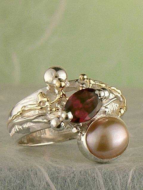 Original Handmade by Artist Designer Maker, Gregory Pyra Piro One of a Kind Original #Handmade #Sterling #Silver and #Gold, Jewellery in #London, #Art Jewellery, #Jewellery Handcrafted by #Artist, #Ring 2985