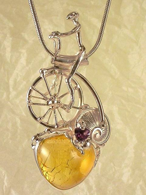 Original Handmade by Artist Designer Maker, Gregory Pyra Piro One of a Kind Original #Handmade #Sterling #Silver and #Gold, Jewellery in #London, #Art Jewellery, #Jewellery Handcrafted by #Artist, #Pendant 6281