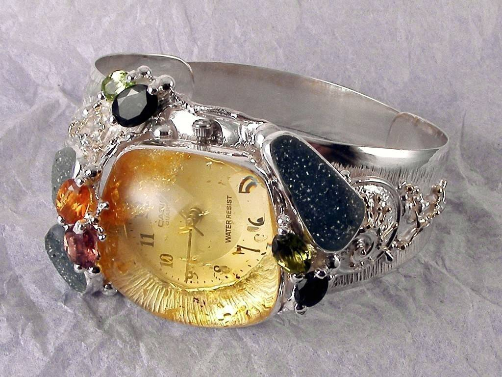 Repin on Pinterest, Retweet on Twitter this Unique Handcrafted Jewellery and visit our Website Now http://www.designerartjewellery.com, Gregory Pyra Piro One of a Kind Original #Handmade #Sterling #Silver and #Gold, Jewellery in #London, #Art Jewellery, #Jewellery Handcrafted by #Artist, #Watch 8394
