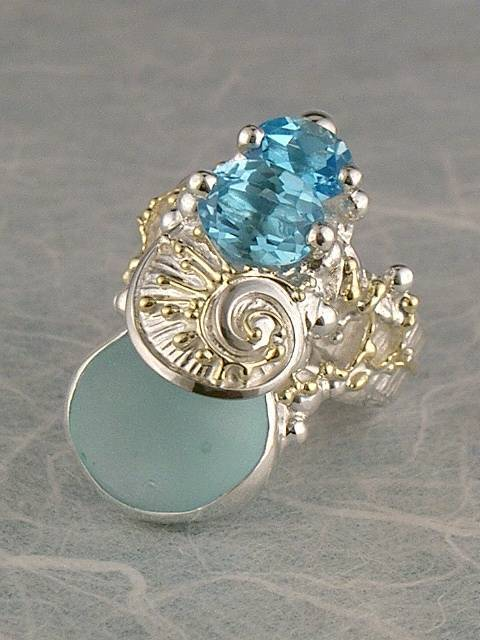 Follow us, Join us on Facebook, and visit http://www.designerartjewellery.com, Gregory Pyra Piro One of a Kind Handmade Jewellery in London in Silver and Gold, Bespoke Jewellery with Semi Precious Stones, #Ring 2186