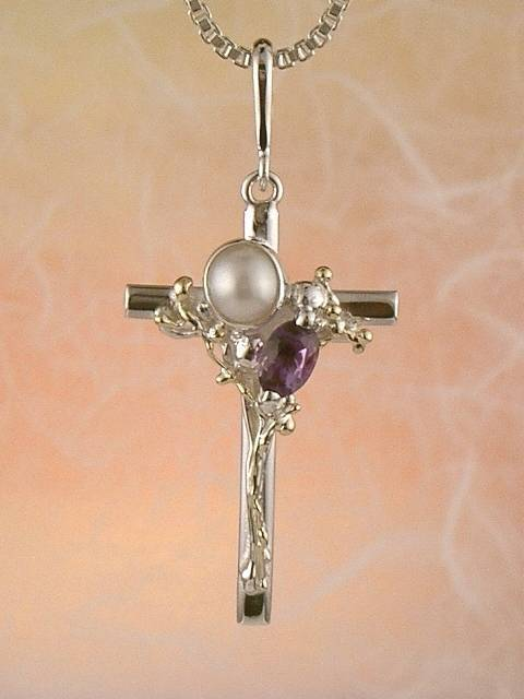 Follow Me and Visit my Site http://www.designerartjewellery.com Gregory Pyra Piro One of a Kind Handmade Jewellery in London in Silver and Gold, Bespoke Jewellery with Semi Precious Stones, #Cross #Pendant 2693
