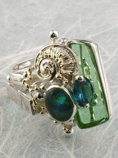 Original Handmade by Artist Designer Maker, Gregory Pyra Piro One of a Kind Original #Handmade #Sterling #Silver and #Gold, Jewellery in #London, #Art Jewellery, #Jewellery Handcrafted by #Artist, #Ring 3894