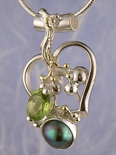 Original Handmade by Artist Designer Maker, Gregory Pyra Piro One of a Kind Original #Handmade #Sterling #Silver and #Gold, Jewellery in #London, #Art Jewellery, #Jewellery Handcrafted by #Artist, #Pendant 7392