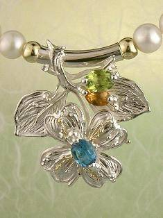 Original Handmade by Artist Designer Maker, Gregory Pyra Piro One of a Kind Original #Handmade #Sterling #Silver and #Gold, Jewellery in #London, #Art Jewellery, #Jewellery Handcrafted by #Artist, #Citrine and #Peridot #Necklace 2865