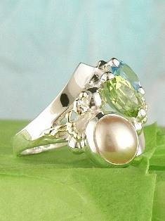 Original Handmade by Artist Designer Maker, Gregory Pyra Piro One of a Kind Original #Handmade #Sterling #Silver and #Gold, Jewellery in #London, #Art Jewellery, #Jewellery Handcrafted by #Artist, #Ring 8936