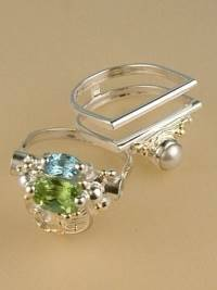 Gregory Pyra Piro Stack Ring Style Number 8650