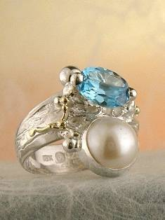 Follow us, Join us on Facebook, and visit http://www.designerartjewellery.com, Gregory Pyra Piro One of a Kind Handmade Jewellery in London in Silver and Gold, Bespoke Jewellery with Semi Precious Stones, #Ring 3947