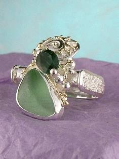 Get a Unique Ring Pendant like this that Works as both a Ring and a Pendant,  Gregory Pyra Piro, #Handmade #Sterling #Silver and #Gold, #Art Jewellery, #Jewellery Handcrafted by #Artist, #Ring Pendant 3681