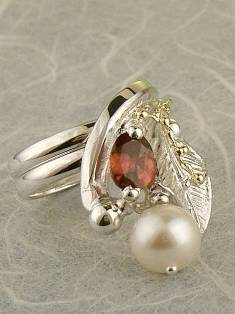 Original Handmade by Artist Designer Maker, Gregory Pyra Piro One of a Kind Original #Handmade #Sterling #Silver and #Gold, Jewellery in #London, #Art Jewellery, #Jewellery Handcrafted by #Artist, #Ring 6520