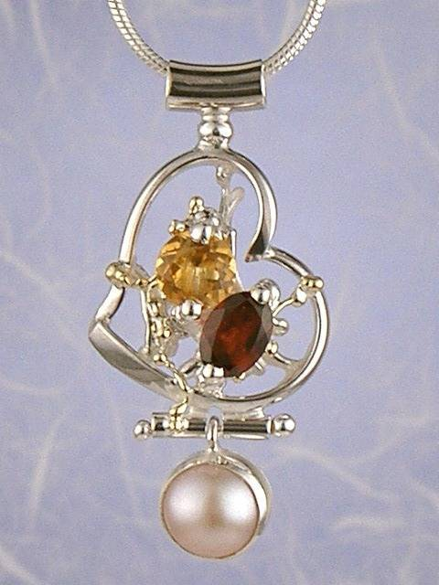 gregory pyra piro conceptual and sculptural one of a kind handcrafted art jewellery, auction style handcrafted jewellery made by jewellery maker, artistic handcrafted jewellery made by artisan, art jewellery handcrafted by artist,  conceptual design jewellery made by artisan, conceptual handcrafted jewellery made by jewellery maker, handcrafted jewellery with gemstones and pearls, conceptual jewellery made from gold and silver,  #Pendant 6943