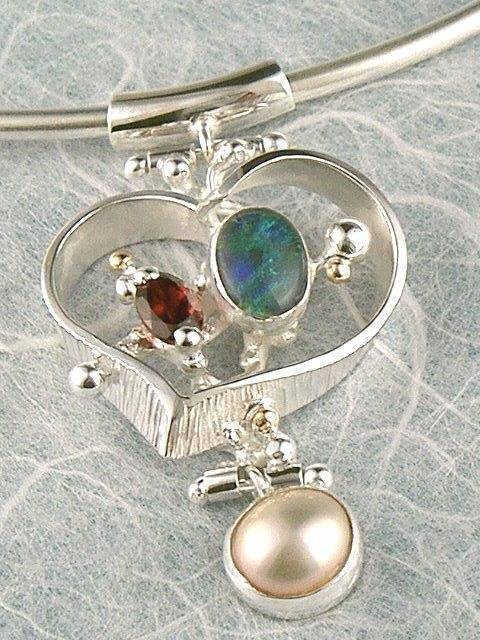 gregory pyra piro conceptual and sculptural one of a kind handcrafted art jewellery, auction style handcrafted jewellery made by jewellery maker, artistic handcrafted jewellery made by artisan, art jewellery handcrafted by artist,  conceptual design jewellery made by artisan, conceptual handcrafted jewellery made by jewellery maker, handcrafted jewellery with gemstones and pearls, conceptual jewellery made from gold and silver,  #Pendant #4230