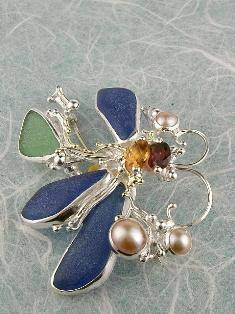 Gregory Pyra Piro Designs For Women's Fashion Accessories For Glamour & Outfit Styling Original Brooch Pendant 4928