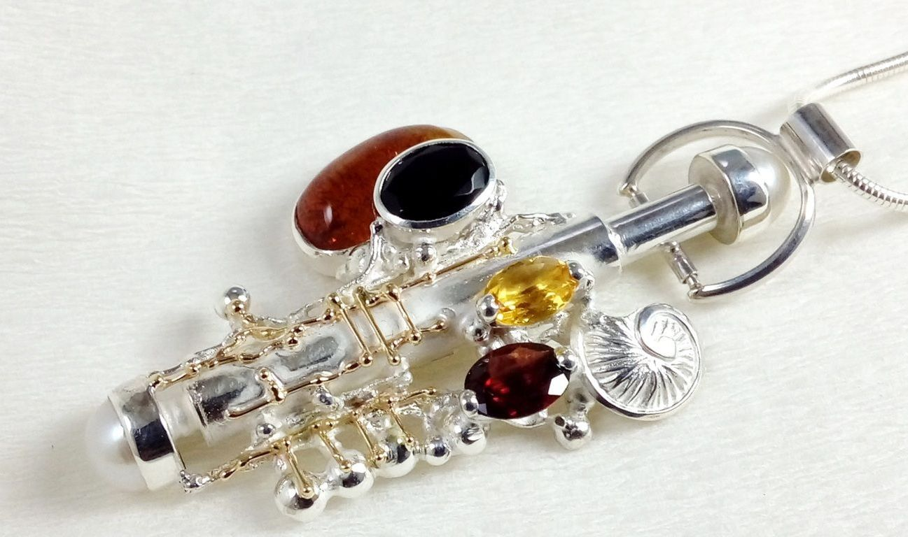 Perfume Bottle Pendant #342862, Collectibles, One of a Kind, Luxury Handmade, Bespoke, Original, Exclusive, Gregory Pyra Piro